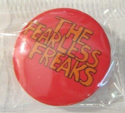 The Flaming Lips Fearless Freaks Promo Pinback Button Official Badge Pin - NEW