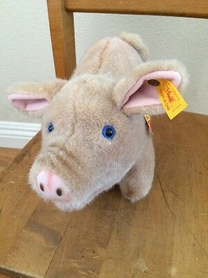 Steiff Pig Jolanthe MINT NEW STORE STOCK  RETIRED