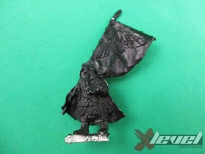 Dwarf Battle Standard [x1] Free People [The Lord of the Rings] Primed
