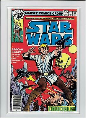 Star Wars #17 Signed by Bob McLeod