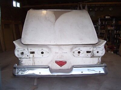 1958 Ford Fairlane  1958 Ford Retractable