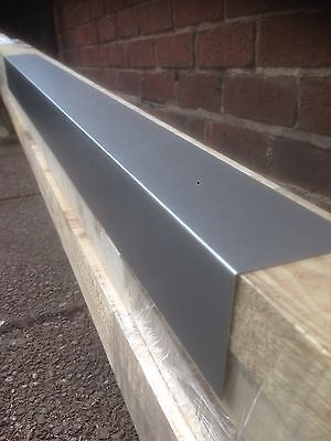 galv anti chew strip for stable door upto 1000mm
