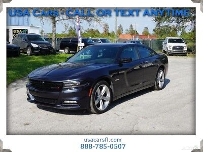 "2017 Dodge Charger R/T 2017 Dodge Charger R/T  5.7L V8 20"" WHEEL BLUETOOTH SIRIUS RADIO HEATED SEATS"