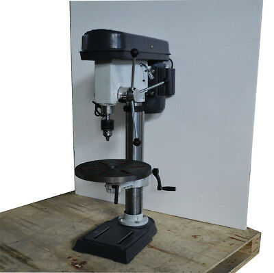 110V 1 Hp 16mm Spindle Travel Radial Bench Top Drill Press
