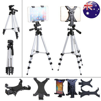 Adjustable Foldable Camera Tripod Stand Mount Holder for iPad Mini Air Tablet PC