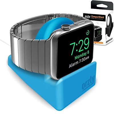Night Stand Holder for Apple Watch, iWatch Charge Docking Station, BLUE