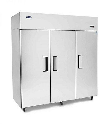 Atosa MBF8006 Top Mount (3) Three Door Refrigerator
