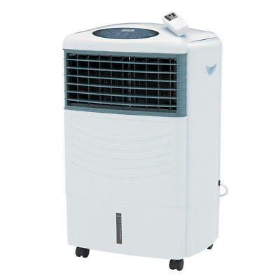 Heller Evaporative Air Cooler Fan Humidifier Cooling Remote control Ice Tray
