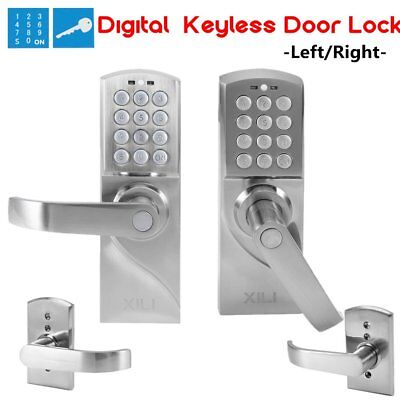 Charmant Smart Keyless Code Keypad Electronic Digital Door Lock Left/Right Handle OY