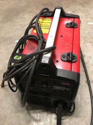 Lincoln Electric POWER MIG 180C 180A MIG WELDER