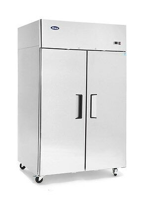 Atosa MBF8002 Top Mount (2) Two Door Freezer