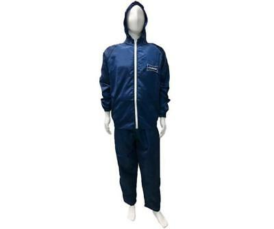 Standox 2 Two Piece Anti Static Spray Suit With White Trim Hood Attached