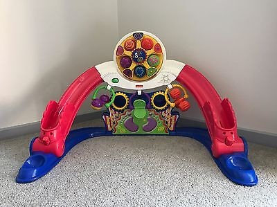 Fisher Price Baby Play Zone Kick & Whirl Carnival