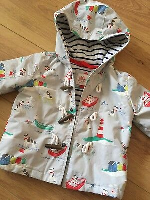 Baby Boden boys coat age 12-18 months