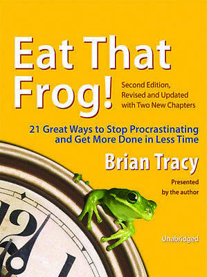 Eat That Frog!  Brian Tracy | On PDF Digital