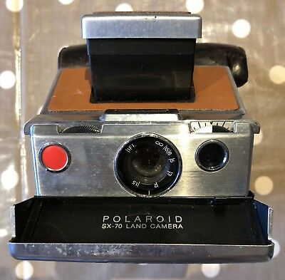 Polaroid SX-70 Spares & Repairs Only