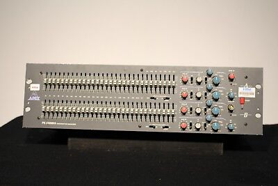 Apex PE232 Mk II graphic/parametric equaliser