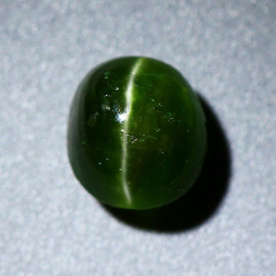1.09 Cts_Simmering Ultra Nice Gemstone_100 % Natural Kornerupine Cat's Eye
