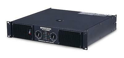 DJ PA Power Amplifier 2 Channels Amp Audio Sound Conditioner 2380W max. 8 Ohm