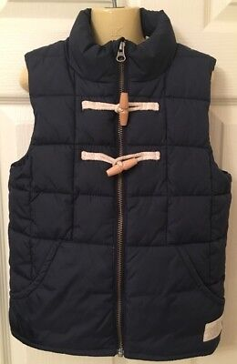 Country Road Boys Quilted Vest