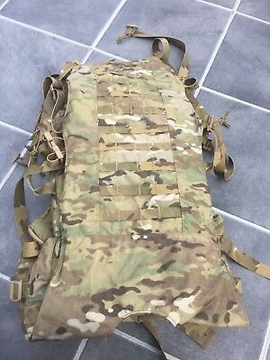 New Granite Tactical Gear Load Carrying Ruck Sack Multicam New