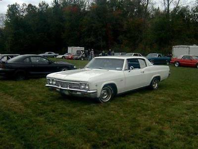 1966 Chevrolet Caprice SS w/console guages 1966 Caprice 2dr SC / Impala SS