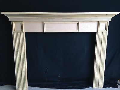 Fireplace Mantel Surround- P/G QUICK SHIP 48 X 42 inside opening