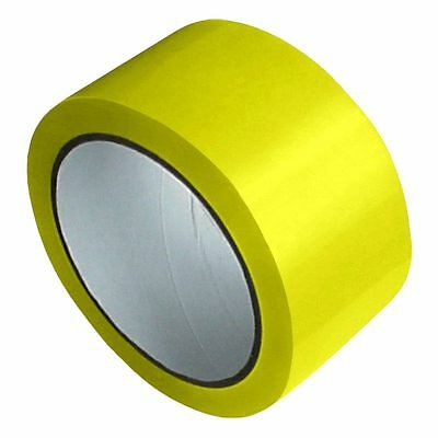 ( eur. 0,01 / m-eur 0,03/M) Tape Packing Tape Marking PP 48 mm x 66 M Yellow