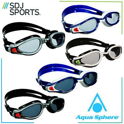 Aqua Sphere Kaiman Exo Men's Adult Uv Anti-Fog Swimming Triathlon Goggles