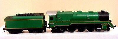 NSWGR C38 LIMA Reworked, Repainted, with built FSM white metal correct tender HO