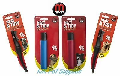Mikki Dog Grooming Fine or Coarse Stripping Knife Knives Right or Left Handed
