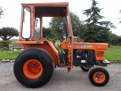 Kubota L225 2Wd Diesel Compact Tractor
