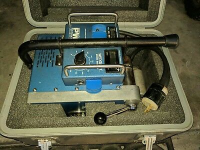 Wedge-it 2000 PWT Plastic Welding Technologies International Wedge Welder