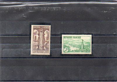 timbres france neufs xx 2 scans
