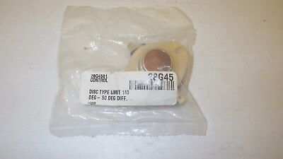 312736 Limit Switch T-O-D60T12 28G4501 1109 F140-50F,  Nib