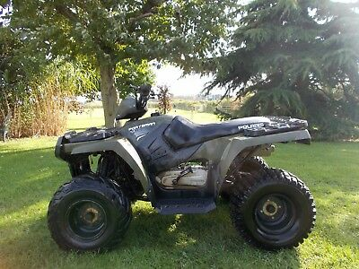Polaris Sportsman 90 Junior Quad Bike