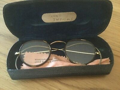 Antique Spectacles Windsors Gold Filled