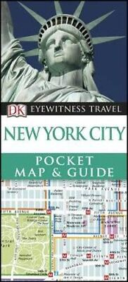 New York City Pocket Map and Guide | DK