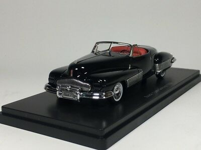 NEO 1:43 Buick Y-job Cabriolet Concept 1938 model car Resin car