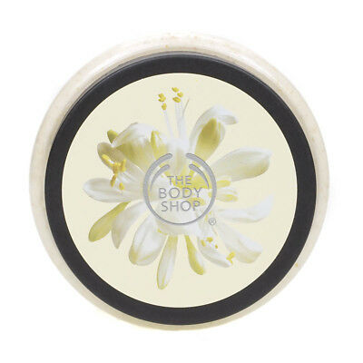 The Body Shop Moringa Body Scrub 2 x 250ml Smoothing Refining Exfoliating Cream