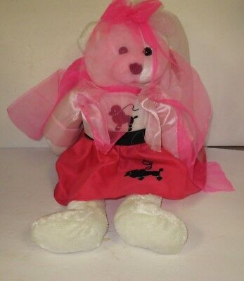 Chantilly Lane Musical Bear. Sings 'your The One That I Want'