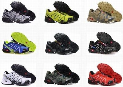 NEW Men's Fashion Salomon Athletic Running Sports Outdoor Hiking Shoes Sneakers