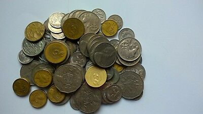 Australia Collection / Bulk / Job Lot Coins 23 dollars