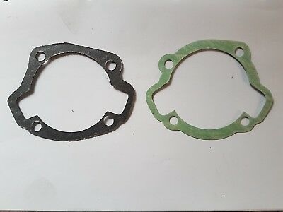LAMBRETTA 1MM AND .7MM BASE GASKETS for 200/225 cc