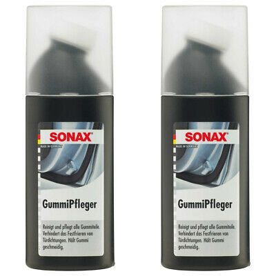SONAX GummiPfleger Gummipflegestift 2 x 100 ml