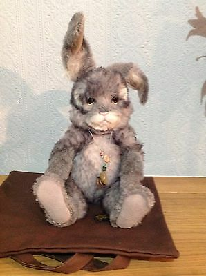 BNWT Charlie Bear - Hermione Rabbit - Isabelle Lee Collection