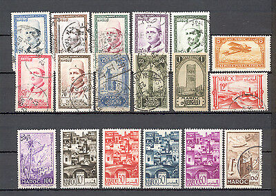 Morocco - Lot of mint and used Stamps (5)
