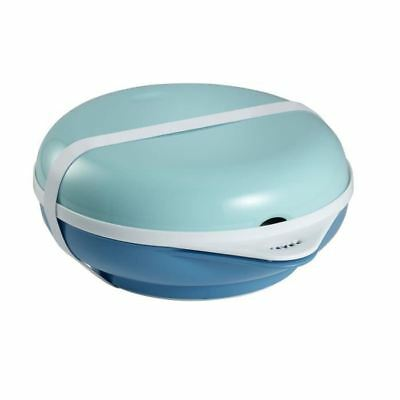 "BEABA Coffret Bento ""Ellipse"" blue"