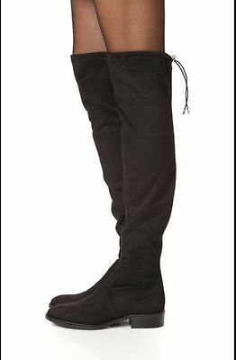 624a848ab1d9a2 SAM EDELMAN  PALOMA  Black Suede Over The Knee Boot Women Size 5 ...