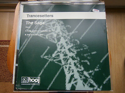 Trancesetters - The Saga (Disc Two) - Hooj Choons - 12inch-HOOJ116R-11